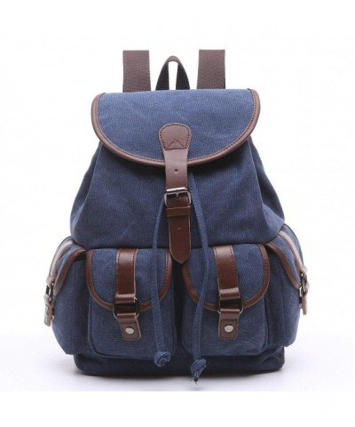 Backpack Rucksack Leather Daypacks Satchel