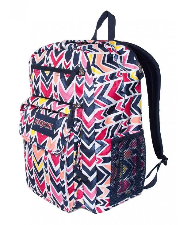 JanSport Digital Student Watercolor Backpack