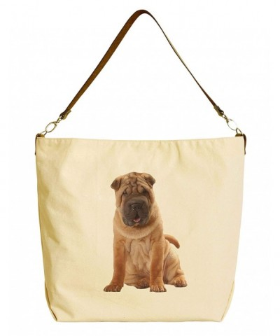 Chubby Printed Canvas Leather WAS_29
