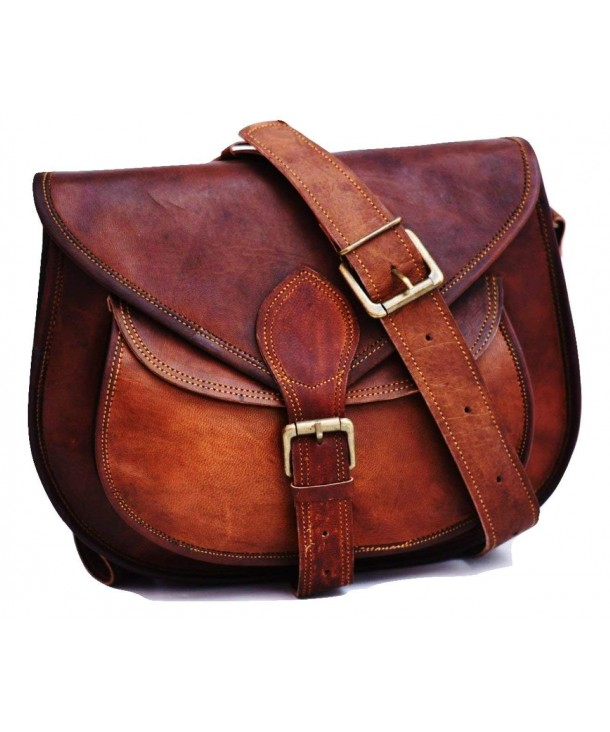 Handmade Vintage Genuine Leather Shoulder x