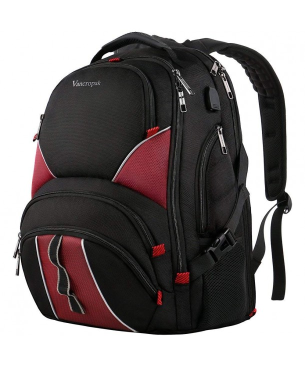 Backpack Charging Anti Theft Backpacks Resistant