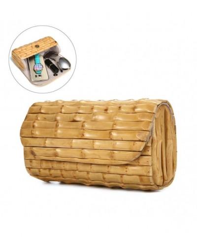 Clutch JOSEKO Handmade Bamboo Handbag