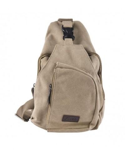 Heflashor Backpack Resistant Unbalance Crossbody