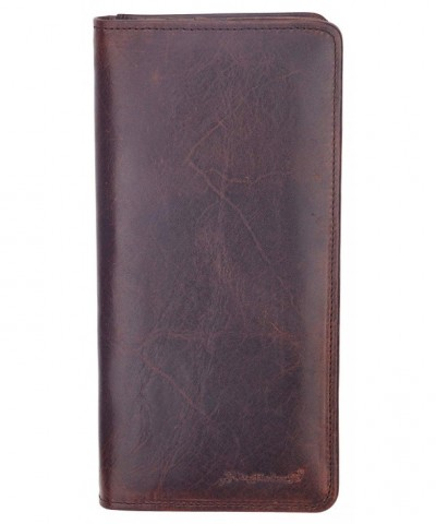 Wallet Blocking Vintage Genuine Leather