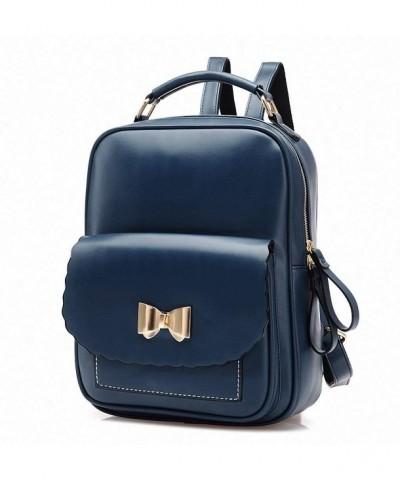 Bestbag Backpack Burgundy Shoulder Schoolbag