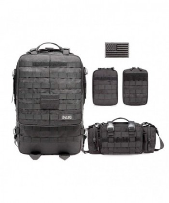 CRAZY ANTS Tactical Military Rucksacks
