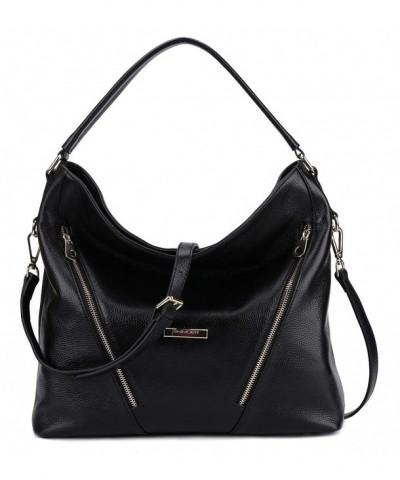 SALE AINIMOER Leather Shoulder Handbags Top handle