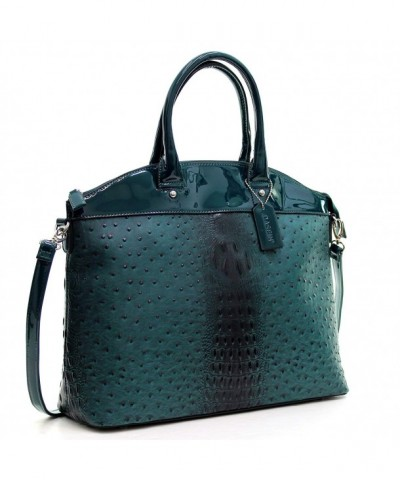 Dasein Elegantly Structured Briefcase Shoulder