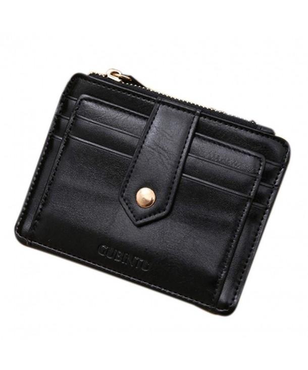 Wallet toraway Leather Zipper Credit