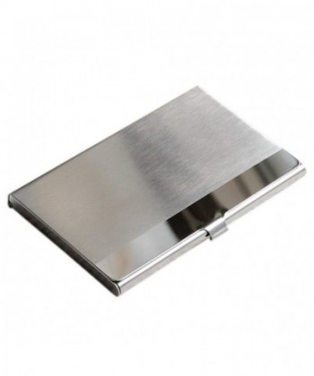 Shineweb Stainless Credit Business Wallet