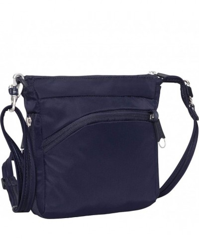 eBags Anti Theft Mini Crossbody Dark