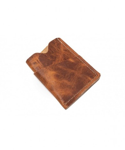 Popov Leather Chromexcel Minimalist Handmade