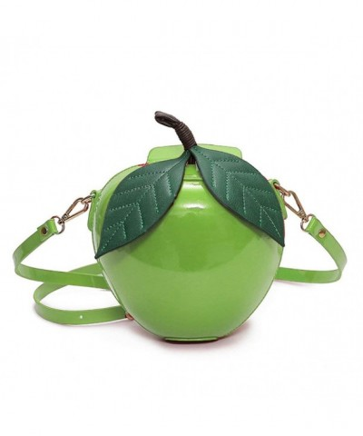 MILATA Fruit Apple Leather Clutch