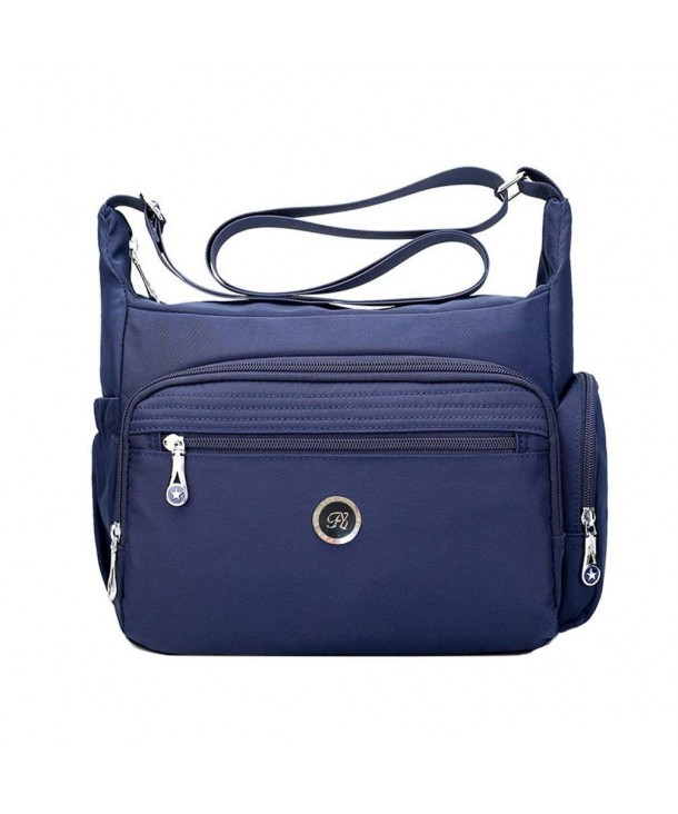 Fabuxry Crossbody Organize Shoulder Messenger