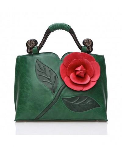 AnKoee Leather Shoulder Handbag Messenger