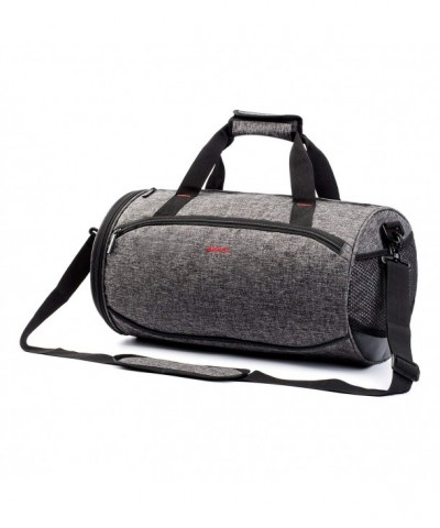 Outdoor Athletic Fitness Duffel Compartment