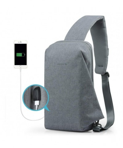 Hanke Crossbody Shoulder Backpack Water Resistant