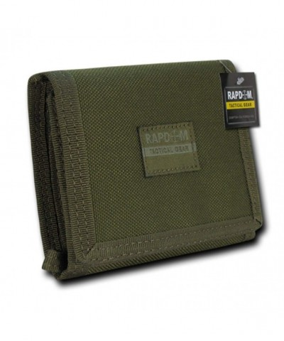Rapdom Tactical Wallet Olive Drab
