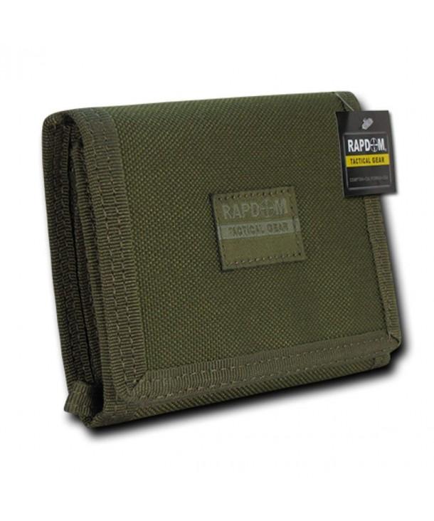 Rapdom Tactical Wallet Olive Drab