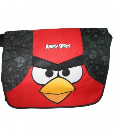 Angry Birds Messenger Bag new Style red