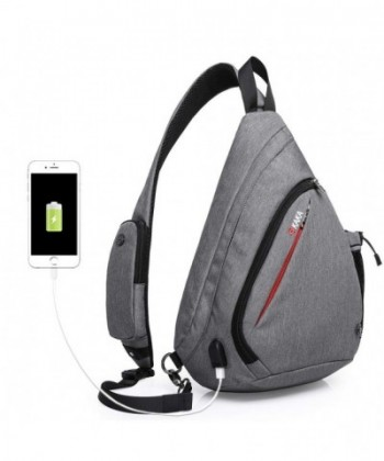 KAKA Sling Travel Crossbody Backpack