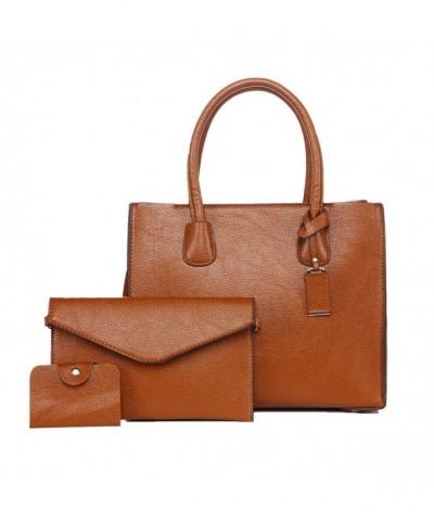 Handbags Satchel Designer Leather Shoulder