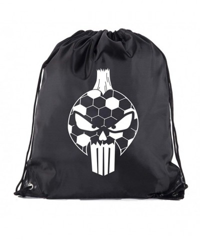 Soccer Drawstring Backpacks Birthday Parties