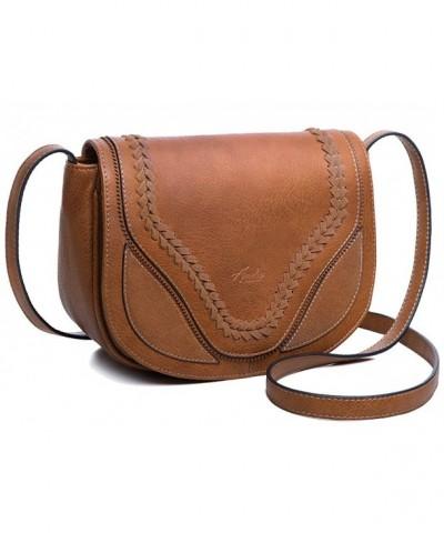 Crossbody Handbag Satchel Traditional Hand made