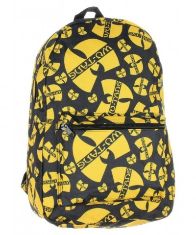 Wu Tang Backpack Wutang Clan Print