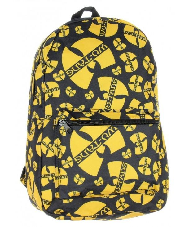 Wu Tang Backpack Wutang Clan Print