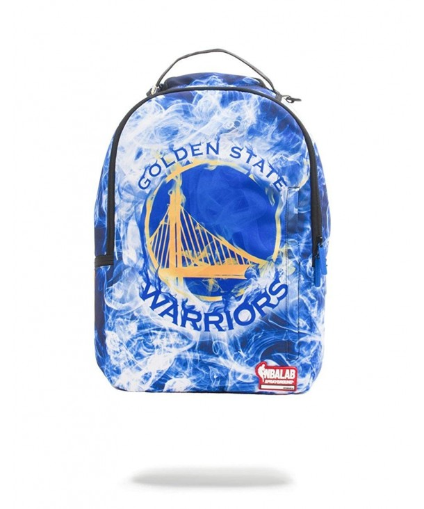NBA Golden State Smoke Backpack