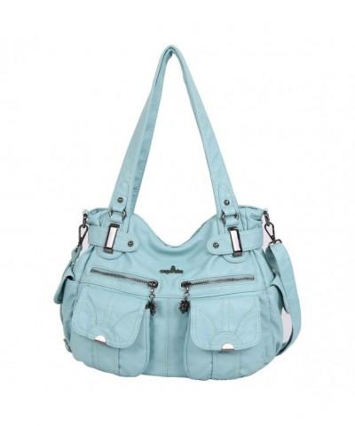 Angelkiss Zippers Handbags Shoulder 5739