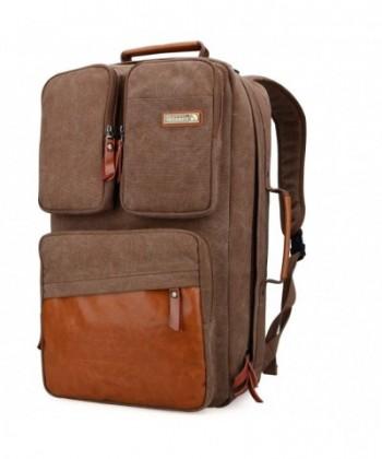 WITZMAN Backpack Rucksack 6618 brown
