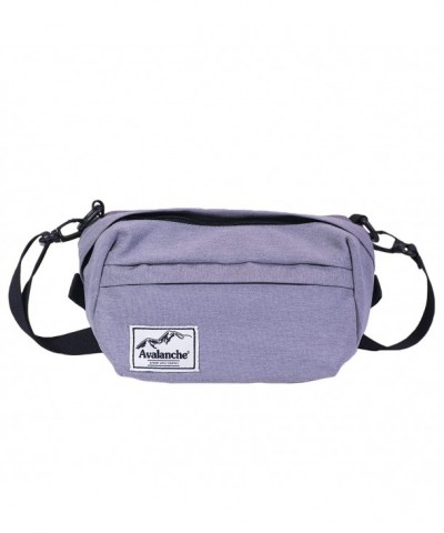 Avalanche Clack Crossbody Shoulder Grey