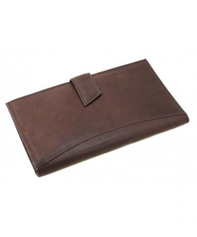 Paul Taylor Genuine Leather Closure