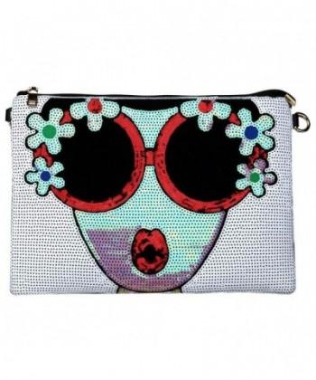 KNUS Oversized Handbag Designer Crossbody