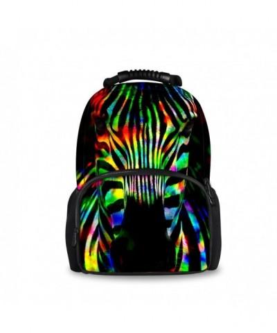 Showudesigns Zebra Backpack Outdoor Bagpack