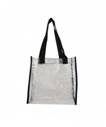 Xtitix Clear Tote Black Handle