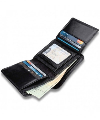Wallet Luxury Genuine Leather Addition