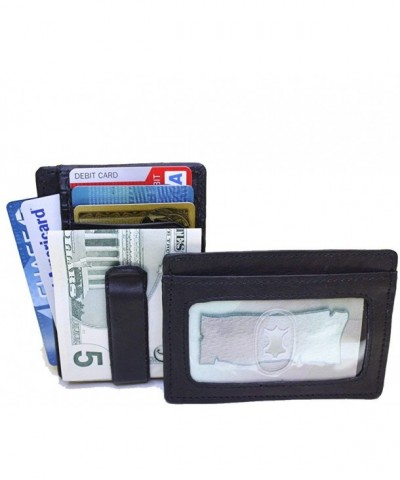 Lambskin Leather Wallet Credit Holder