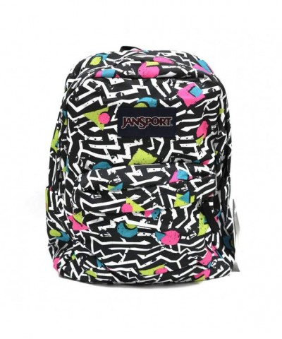 Classic Jansport Superbreak Backpack T5010EK