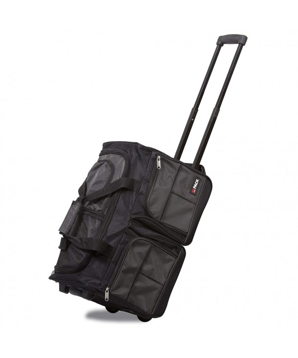 Hipack 20 inch Carry Rolling Charcoal