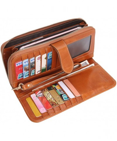 Womens Wallets Holder Capacity Ladies