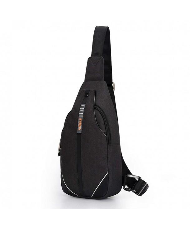 WATERFLY Crossbody Backpack Traveling Multipurpose