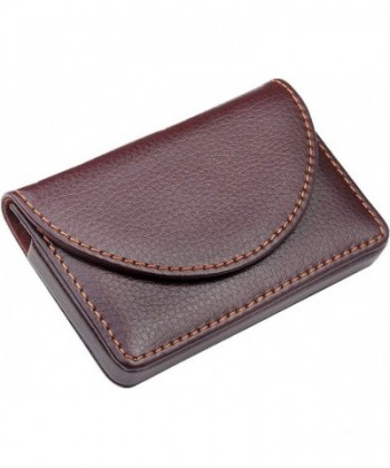 Ayliss Business Stainless Leather Magnetic