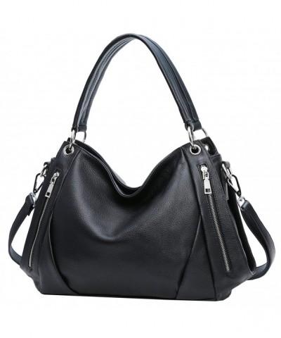 Womens Leather Handbags Shoulder Laides