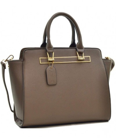 Classic Satchel Handbag Fashion Shoulder