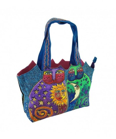 Laurel Burch elestial Felines Medium