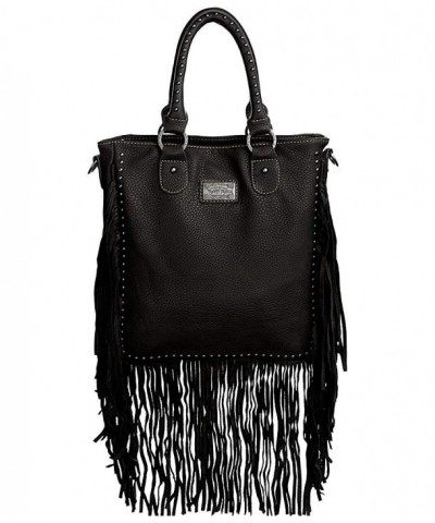 Trinity Ranch Suede Fringe Crossbody