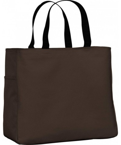 Port Company Essential Tote Brown